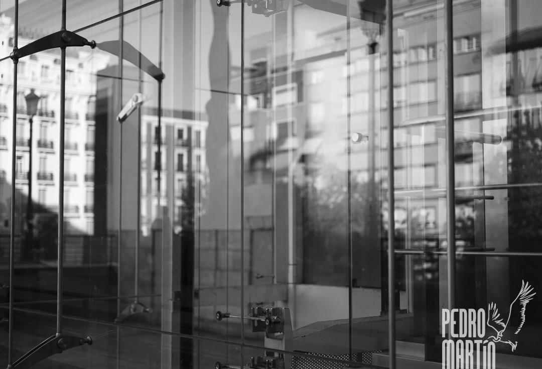 Museo Nacional Centro de Arte Reina Sofía. Reflejos.