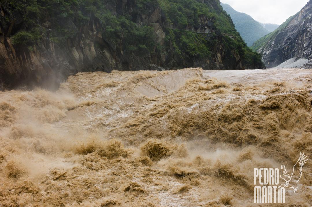 Garganta del Salto del Tigre (Río Yangtze)